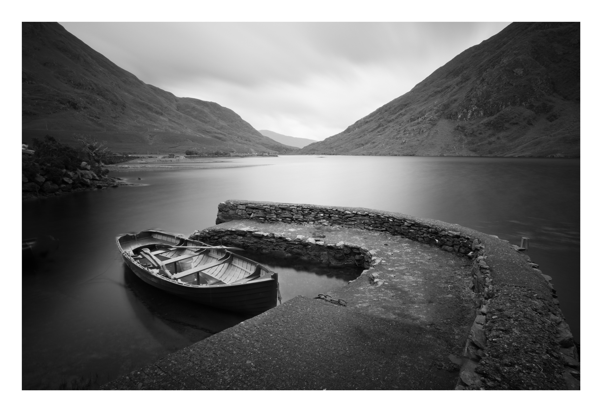 Doo Lough lake pier Connemara.jpg