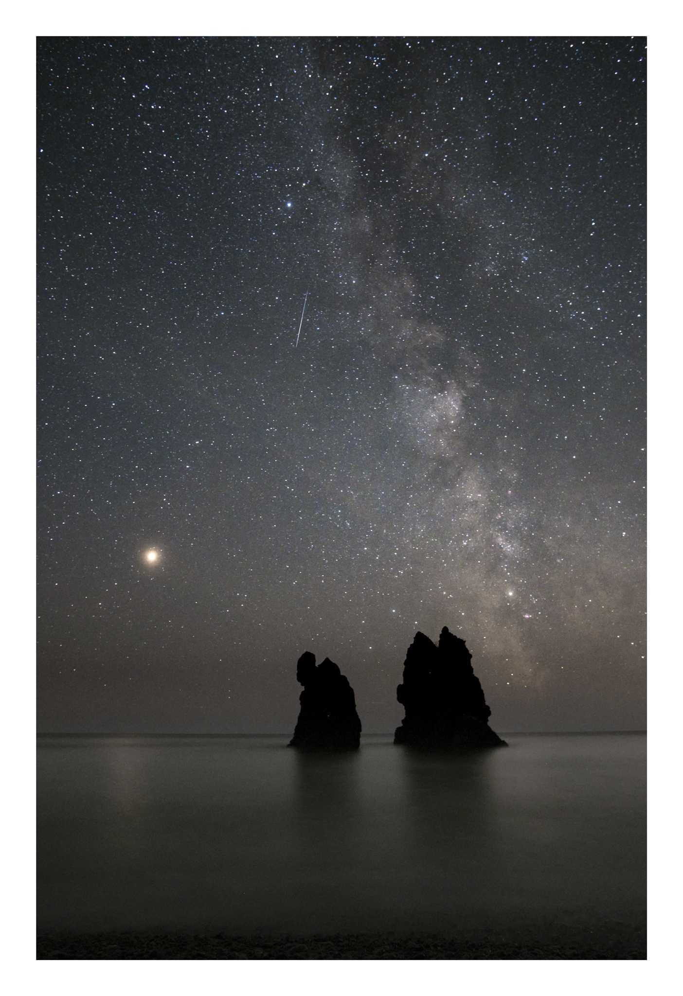 Milkyway 1 Copper coast astrophotography