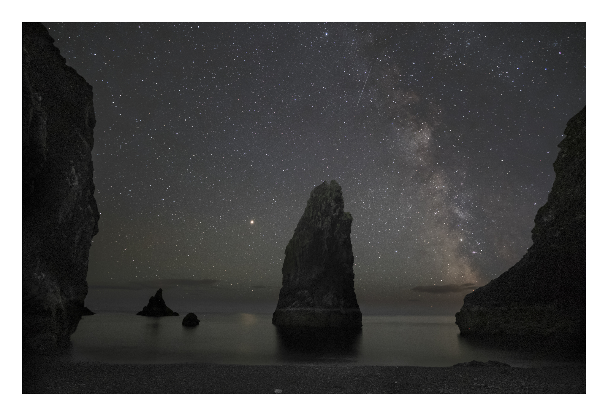 Milkyway 7 copper coast astrophotography
