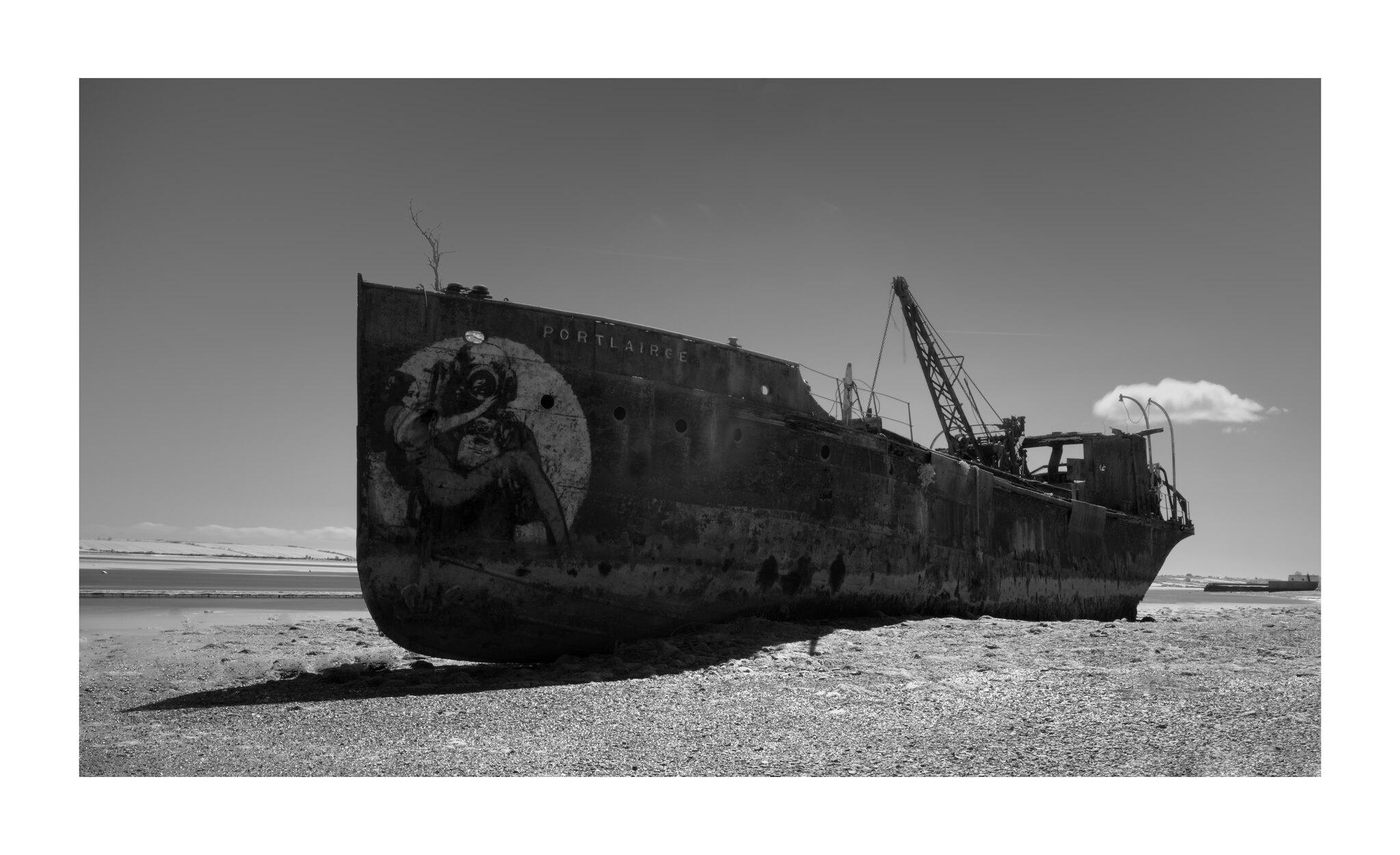 Portlairge wreck saltmills  wexford 11.jpg
