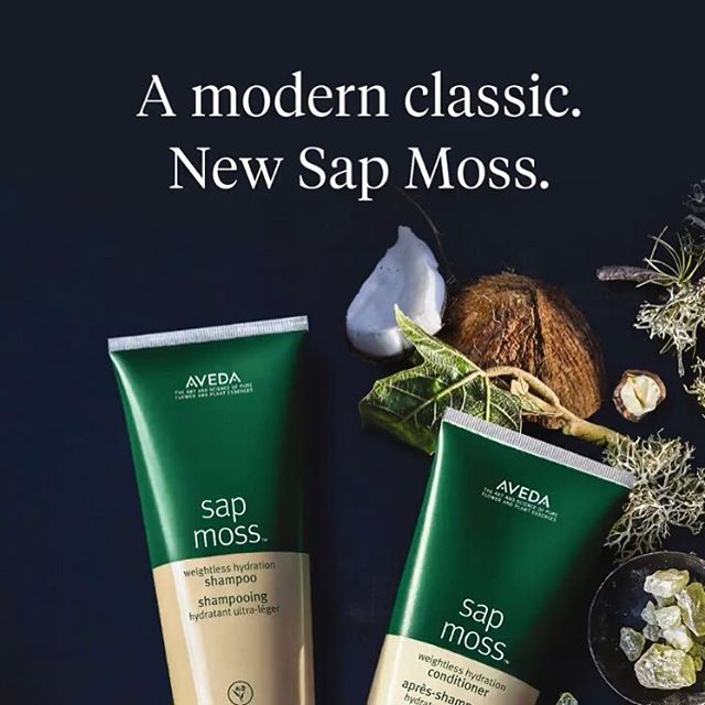 Surprise!!! Aveda's classic Sap Moss has returned with a modern formula! Hydrate without the weight with the NEW Sap Moss Weightless Hydration Shampoo and Conditioner. Available June 16th! . . . . . . . #orpheumsalon #aveda #sapmoss #styledbyaveda #naturallyderived #smellslikeaveda #avedacolor #avedaartist #avedastylist #avedasalon #pasadena #southlakeavenue #hair #hairstyle #hairstylist #haircare #skincare  #naturalhairproducts #naturalhaircare #naturalproducts