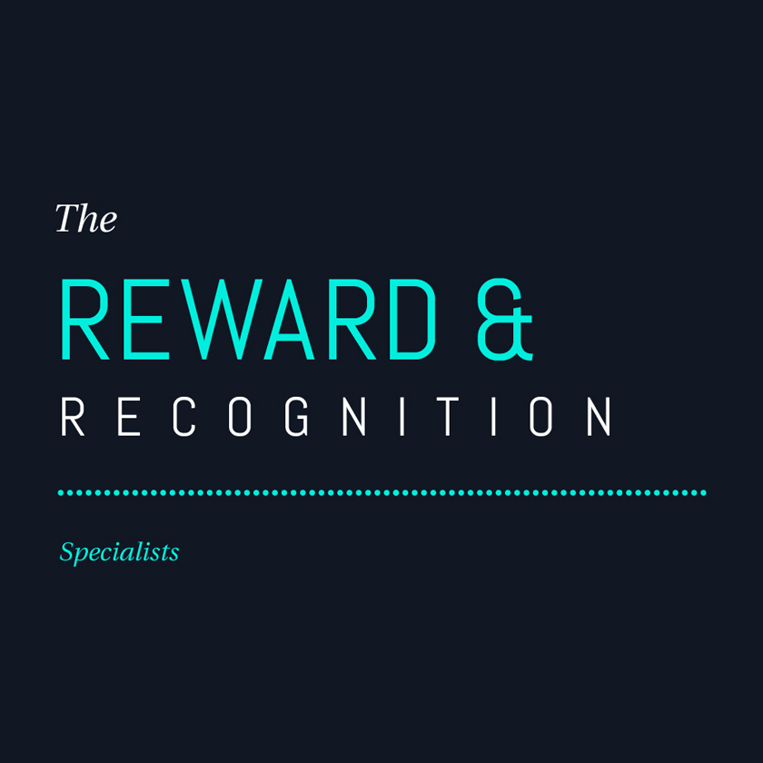The Reward & Recognition specialists.