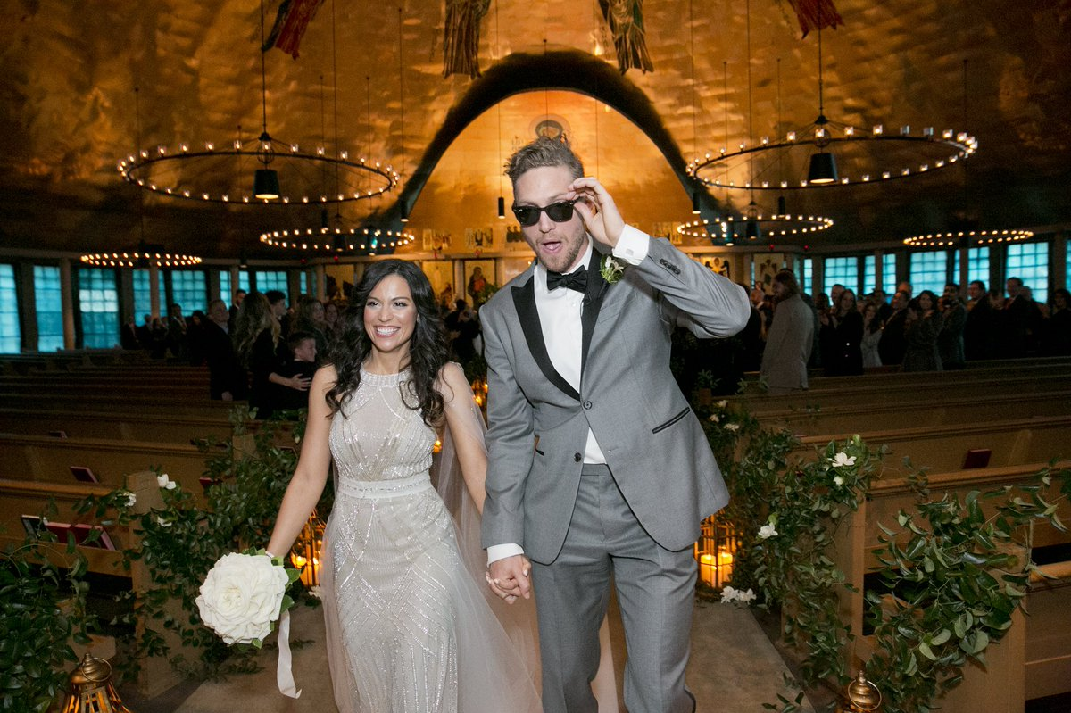 Inside Weddings - World Series Champ Hunter Pence & Lets Get Lexi's Wedding