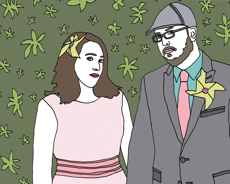 custom portrait illustration claudia dan nicole stevenson studio.jpg