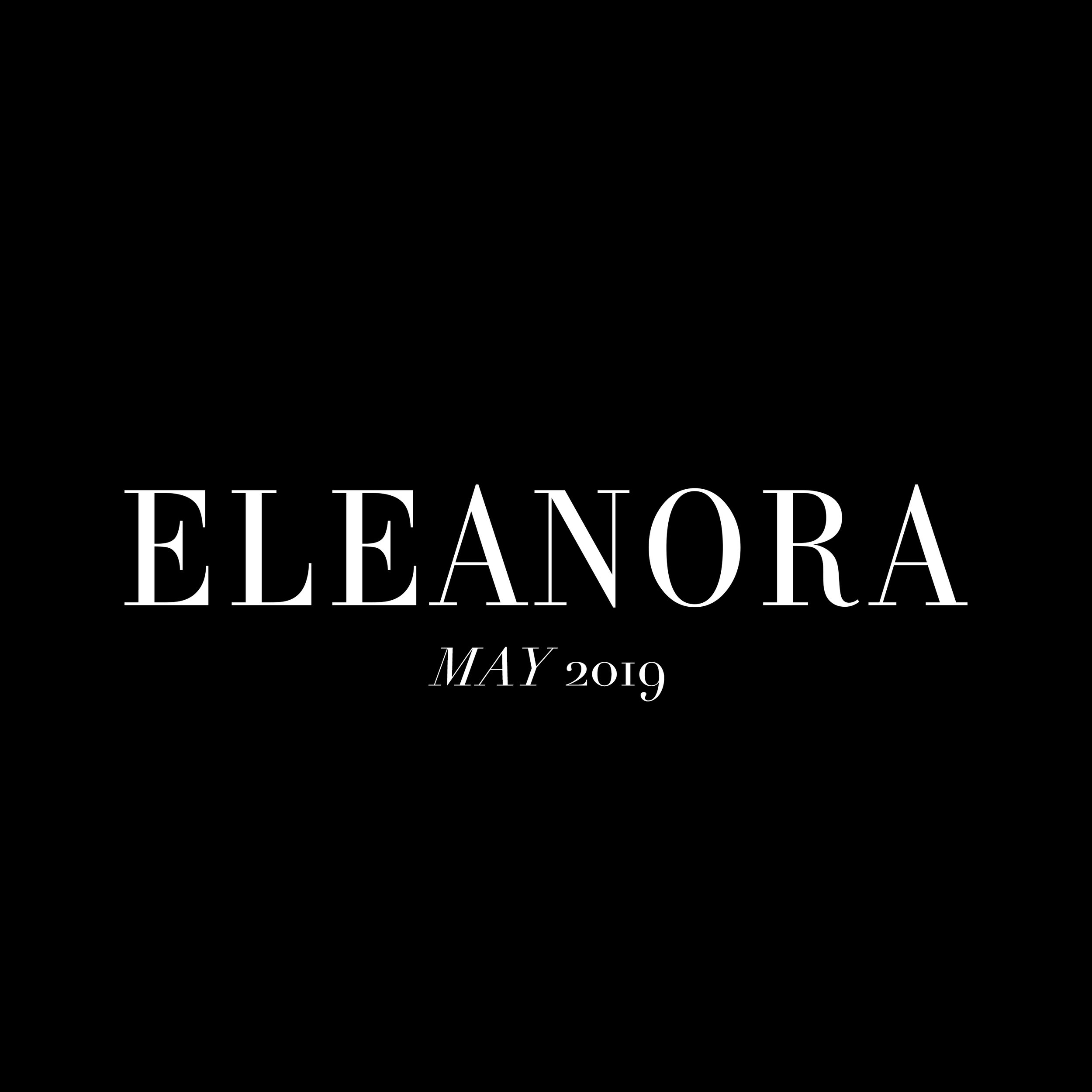 Eleanora Magazine : Eleanora in Wonderland | Feature Photography + Cover Photography by Wendy Bowman