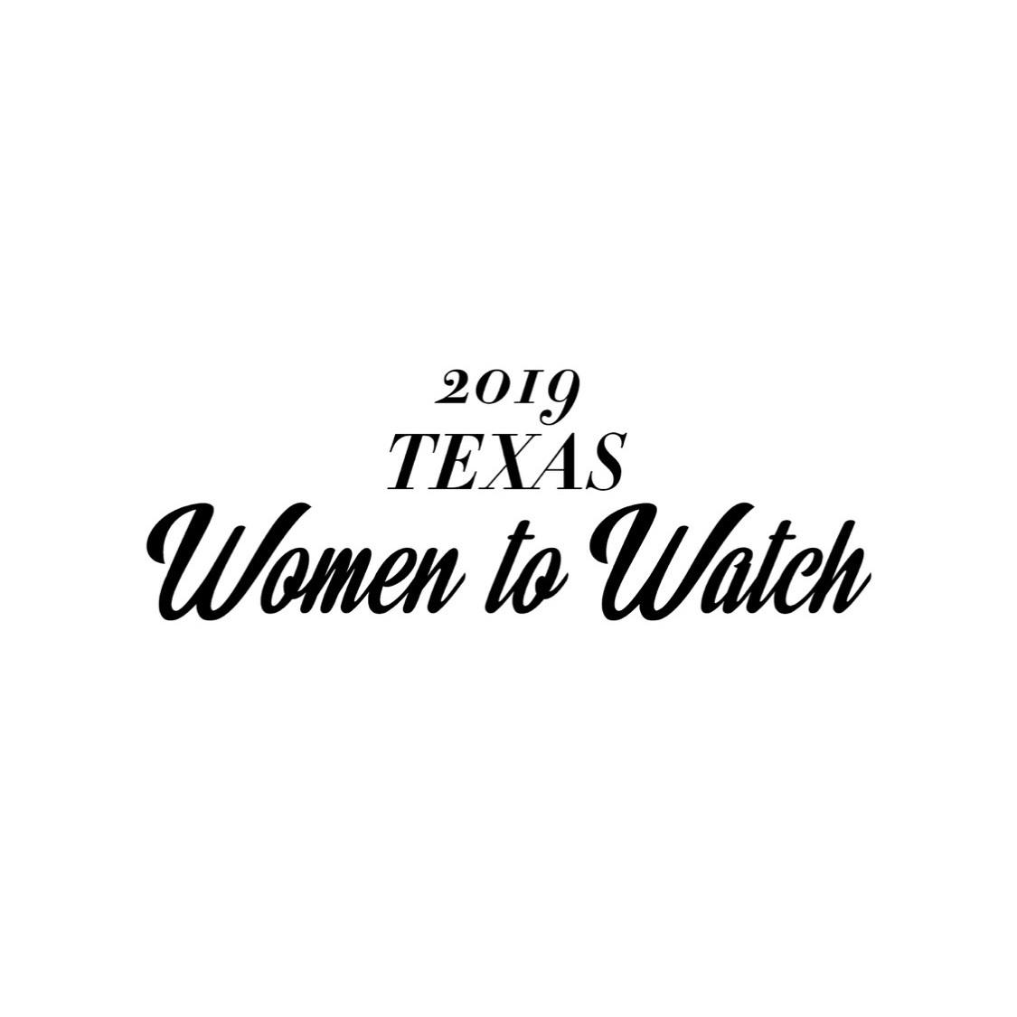 Society Texas x Eleanora Magazine: 2019 Texas Women to Watch | Wendy Bowman