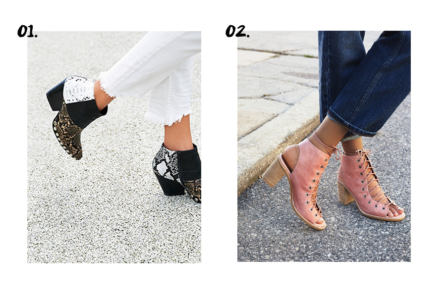 10 essential boots for Fall