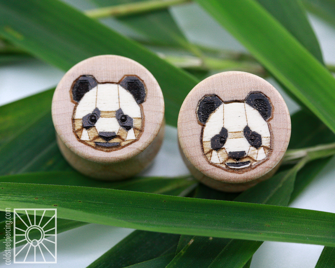 How. Friggin. Cute. Are. These?! Double flare wood plugs from Omerica Organic.
