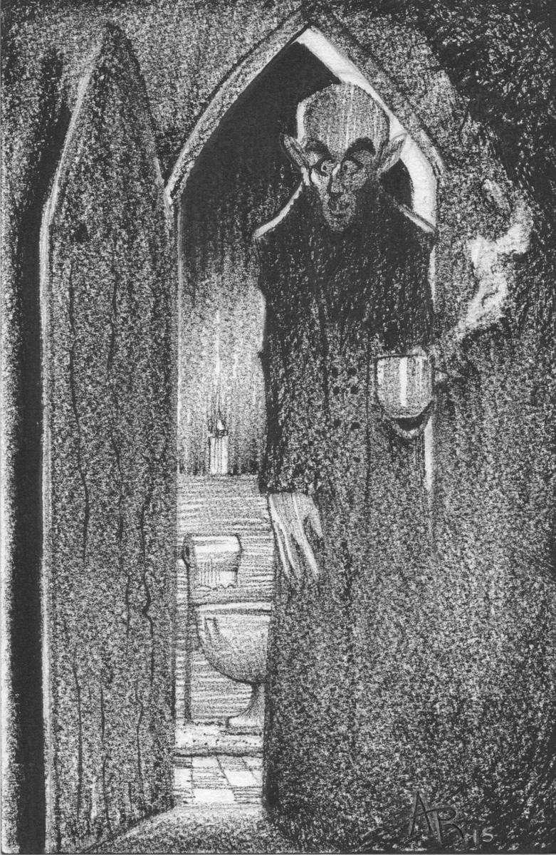 Nosferatu typical mornings