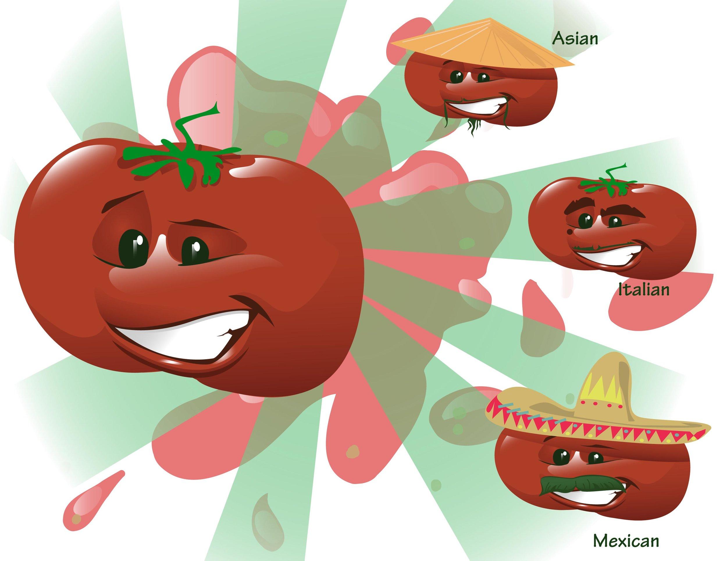 Tomato Juice Flavors