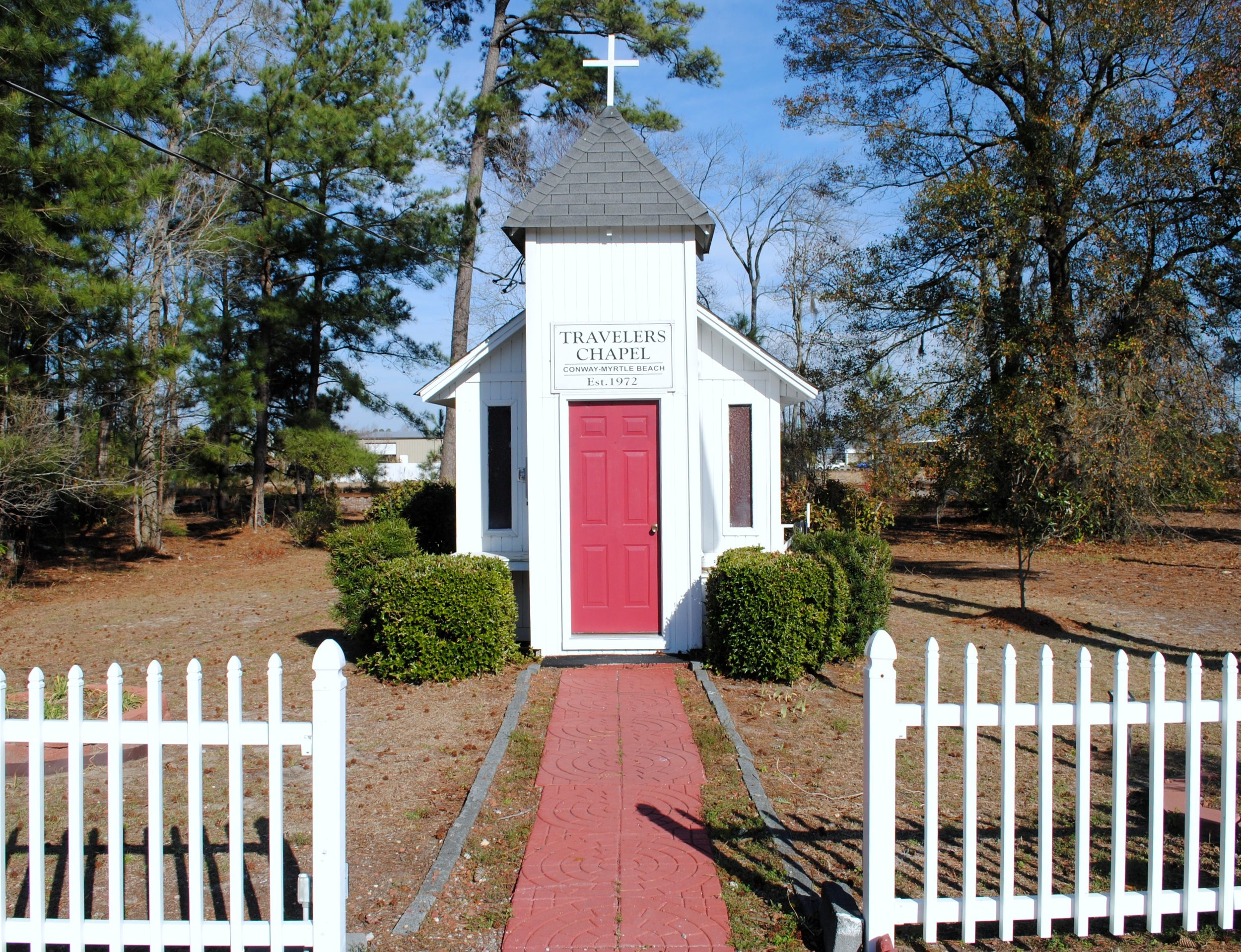 Traveler's Chapel
