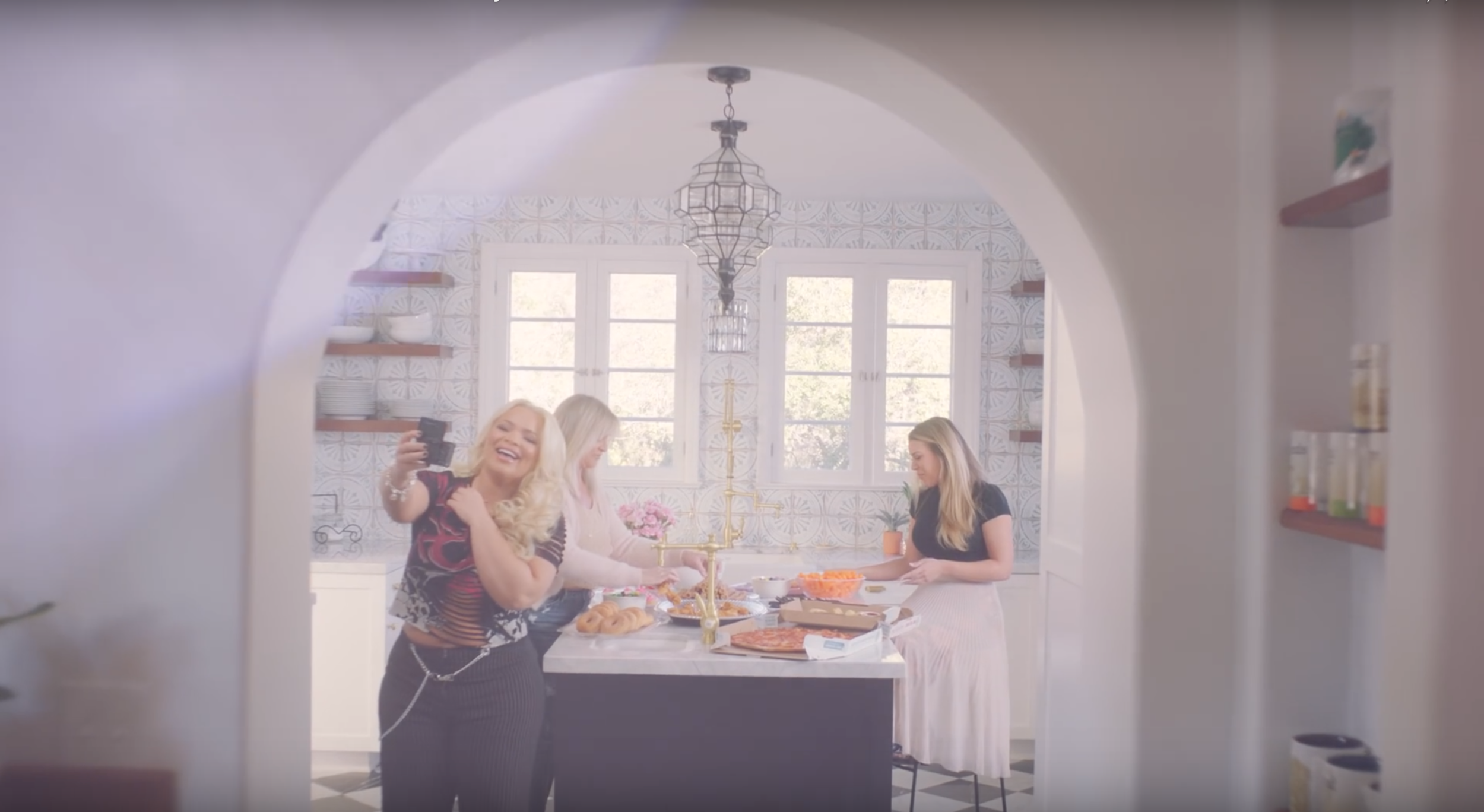 Trisha Paytas, Six Feet Under   Music Video