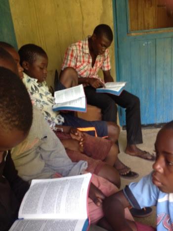 Lubwisi Bible Reading Group