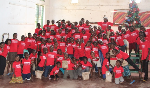 The kids from our Bible Club Choir performed at 4 different churches this Christmas Click here to see their dancing and their play (The play is all in Lubwisi!)