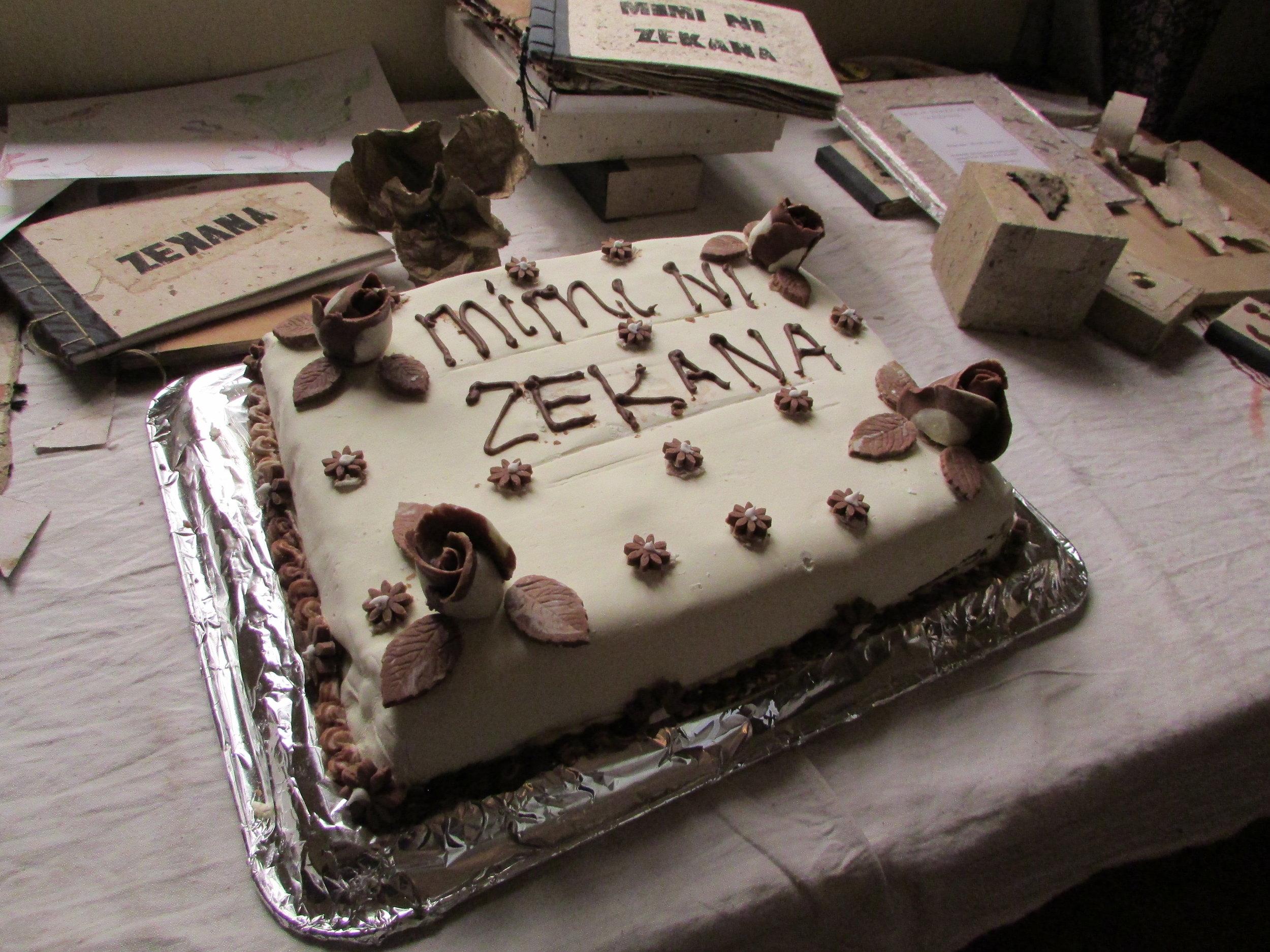 Everyone gets cake!