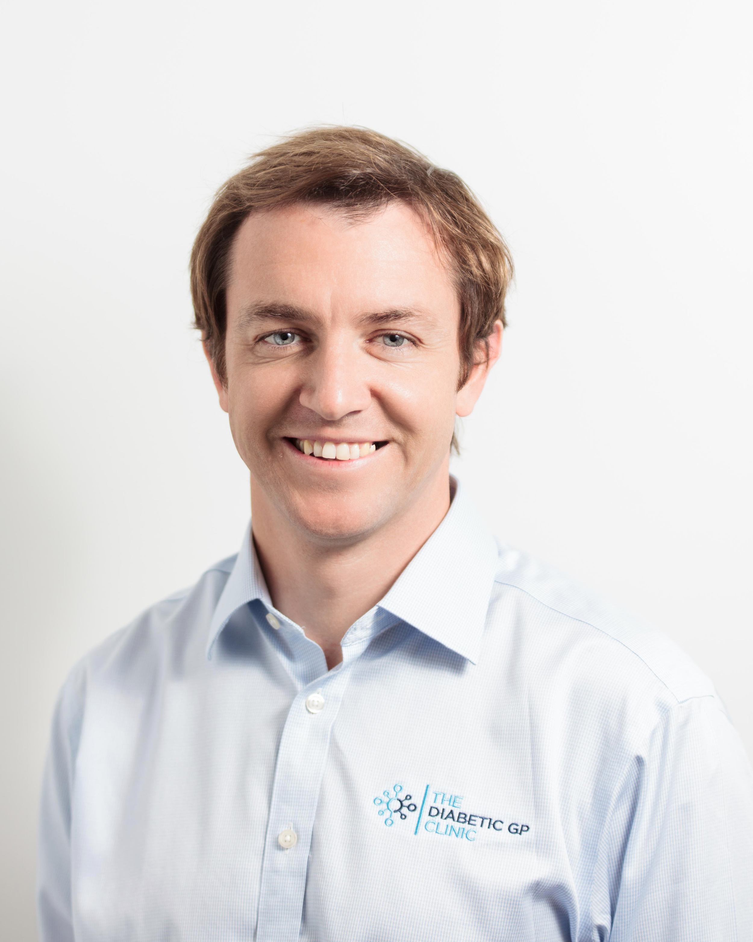 Doctor Kenny Clark is a diabetes focused GP based at the Diabetic GP medical centre in Hyde Park