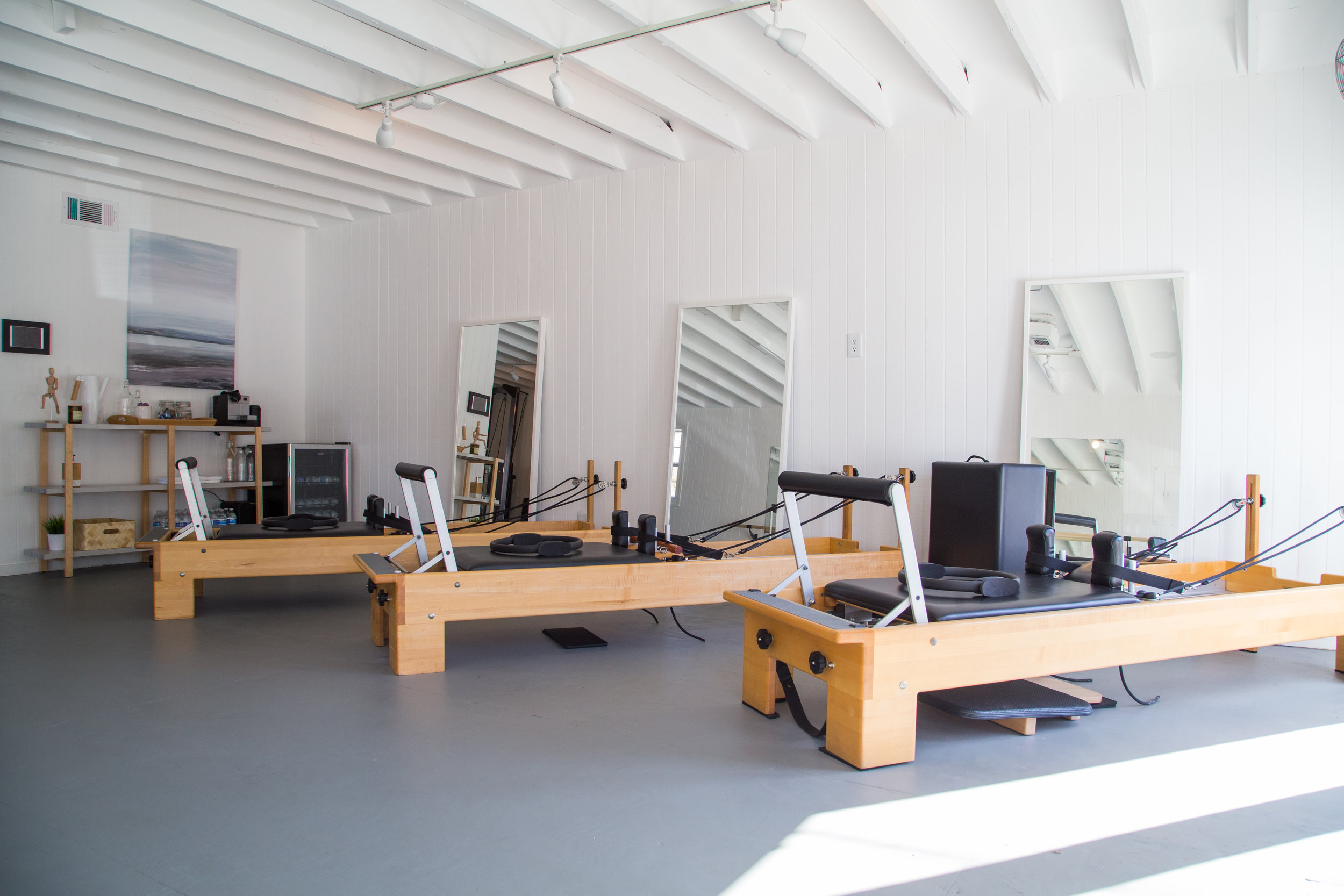 Restored Motion Pilates + Yoga Reformers