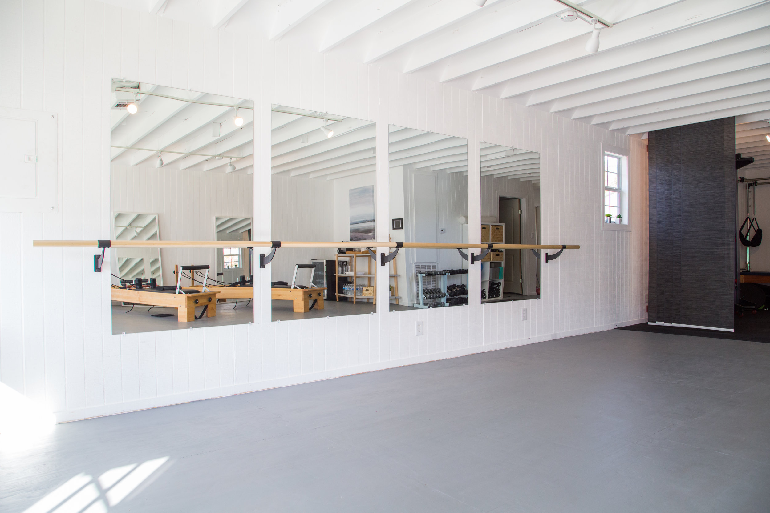 Restored Motion Pilates & Yoga Studio