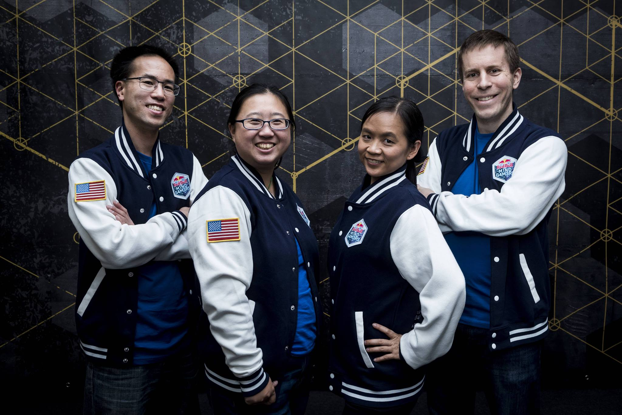 Our Founder represented team USA for the World Escape Room Championships - Photo from Red Bull Mind Gamers Content Pool