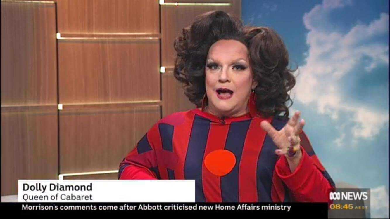 Dolly Diamond, Good Morning, ABC