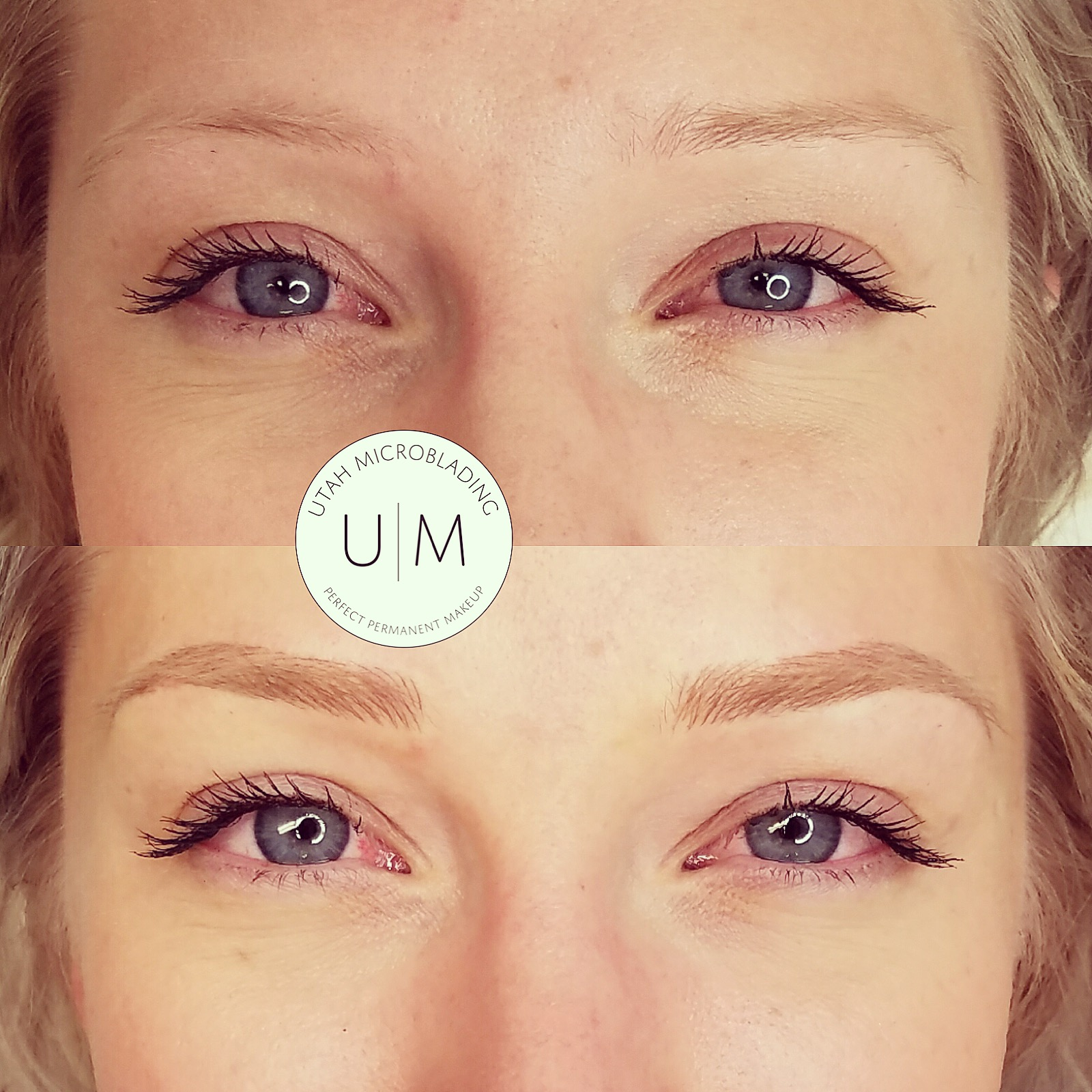 Microblading for Blonds