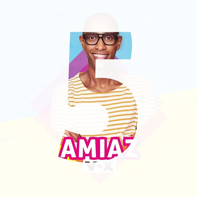 Noch  5 Tage , der Countdown läuft ❤️ . . Wir freuen uns auf @amiaz , er wird brandneue Tracks aus seiner bald erscheinenden EP performen 🙌🏾🙌🏾 . . #swc #odonien #music #vox #rap #abisz