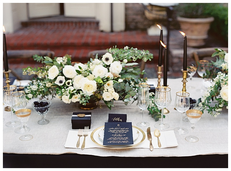 Washington Wedding Florist Lakewold Gardens