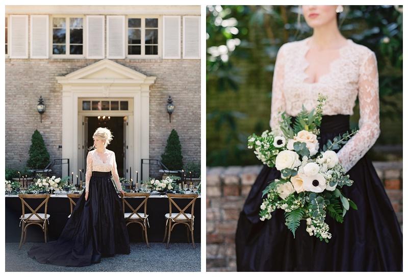 WA wedding florist Bride Lakewold