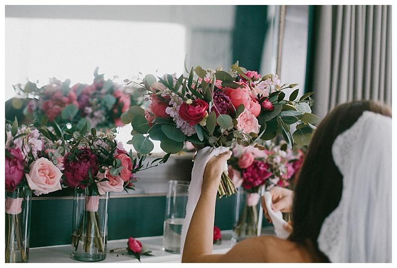 Portland Florist Wedding Bouquets