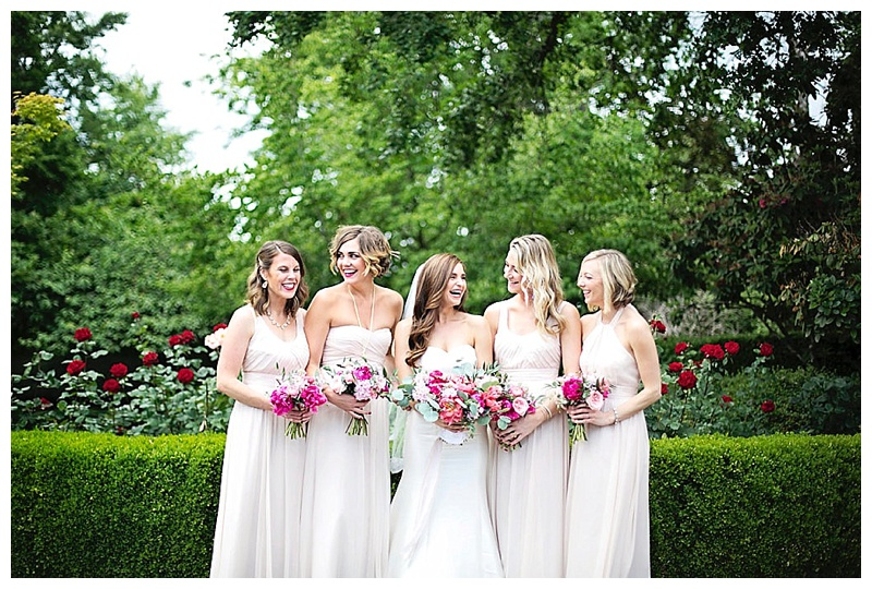 Portland Wedding Flowers Peonies Garden Roses