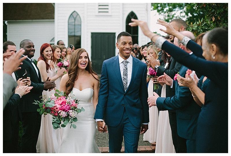 Wedding Florist Portland Oaks Pioneer Church
