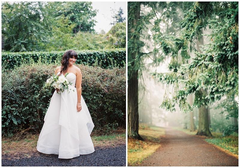 Oregon Wedding Florist