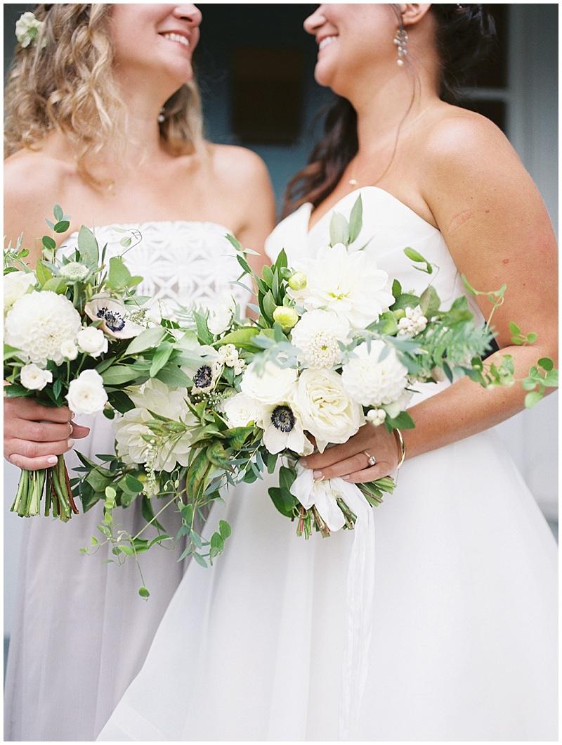 Wedding Florist Oregon bouquets