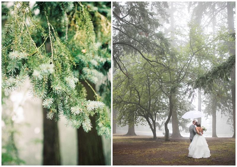 Oregon Wedding Florist details