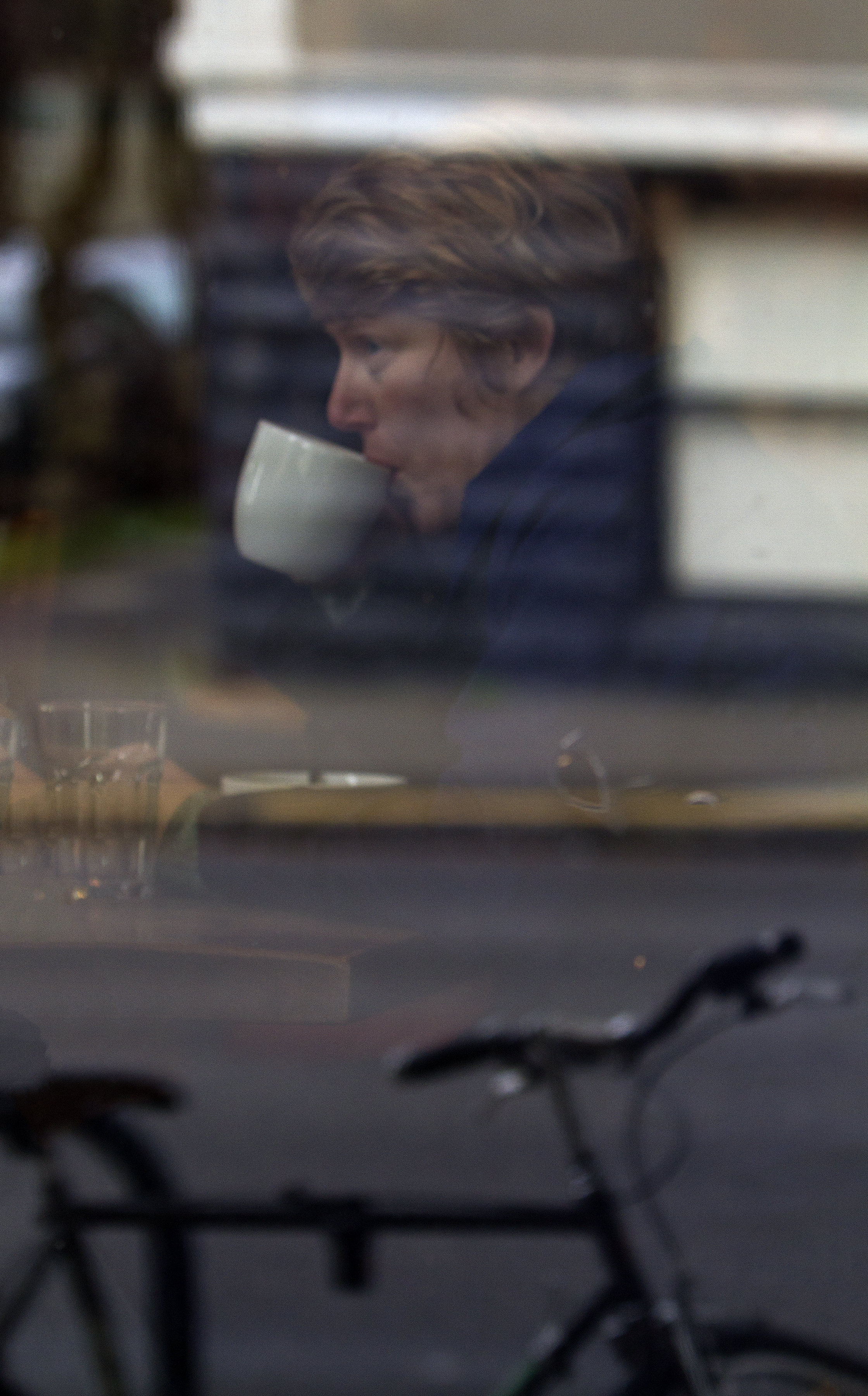 Reflecting on Coffee and a Bike.JPG