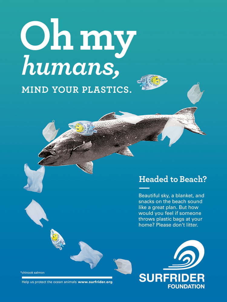 Mind your plastics