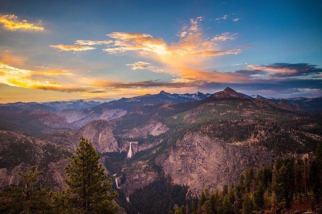 #yosemitenationalpark #sunrise #california #yosemite