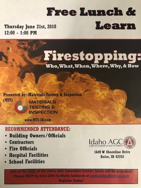 Fire Stopping Training Announcement_June 2018.jpg