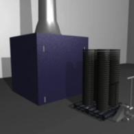 carbonisation furnace