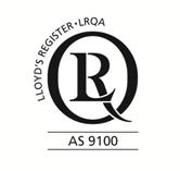 LRQA AS9100 LOGO