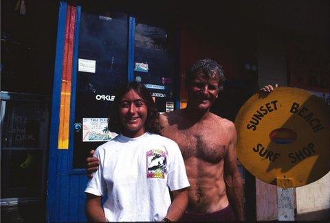 WOMEN WHO SURF - KAREN GALLAGHER