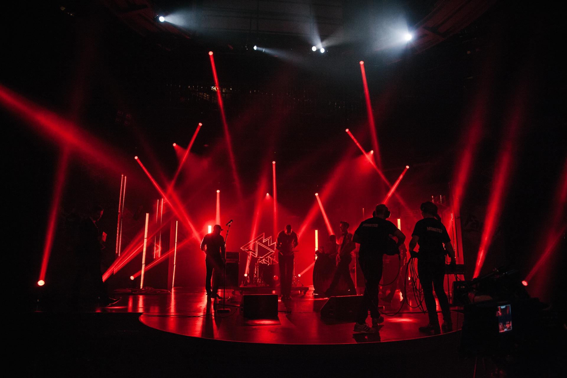 Kaizers Orchestra, avslutningsnummer Gullfisken 2015