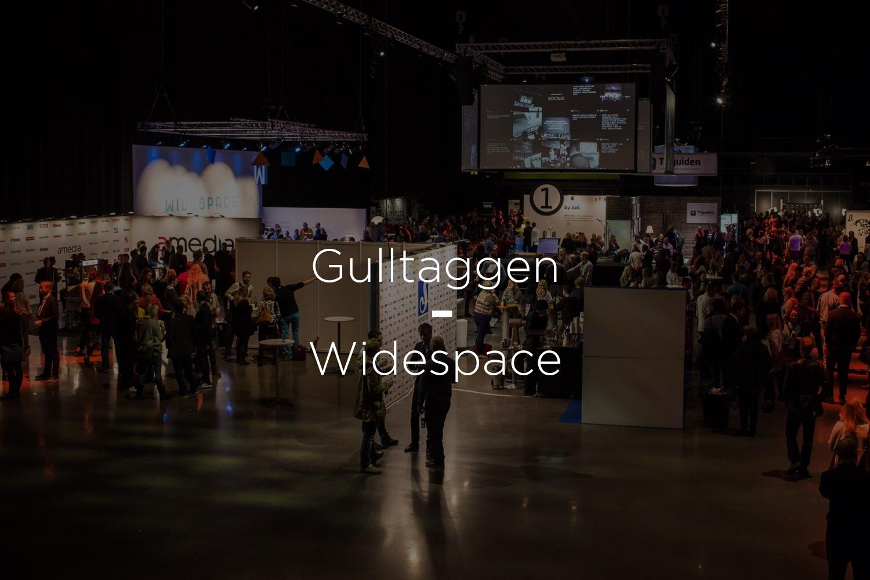Gulltaggen – Widespace