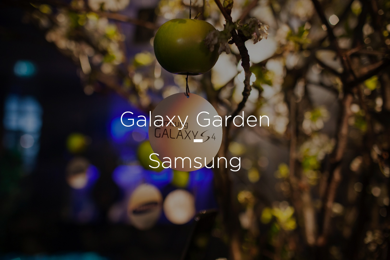 Galaxy Garden – Samsung