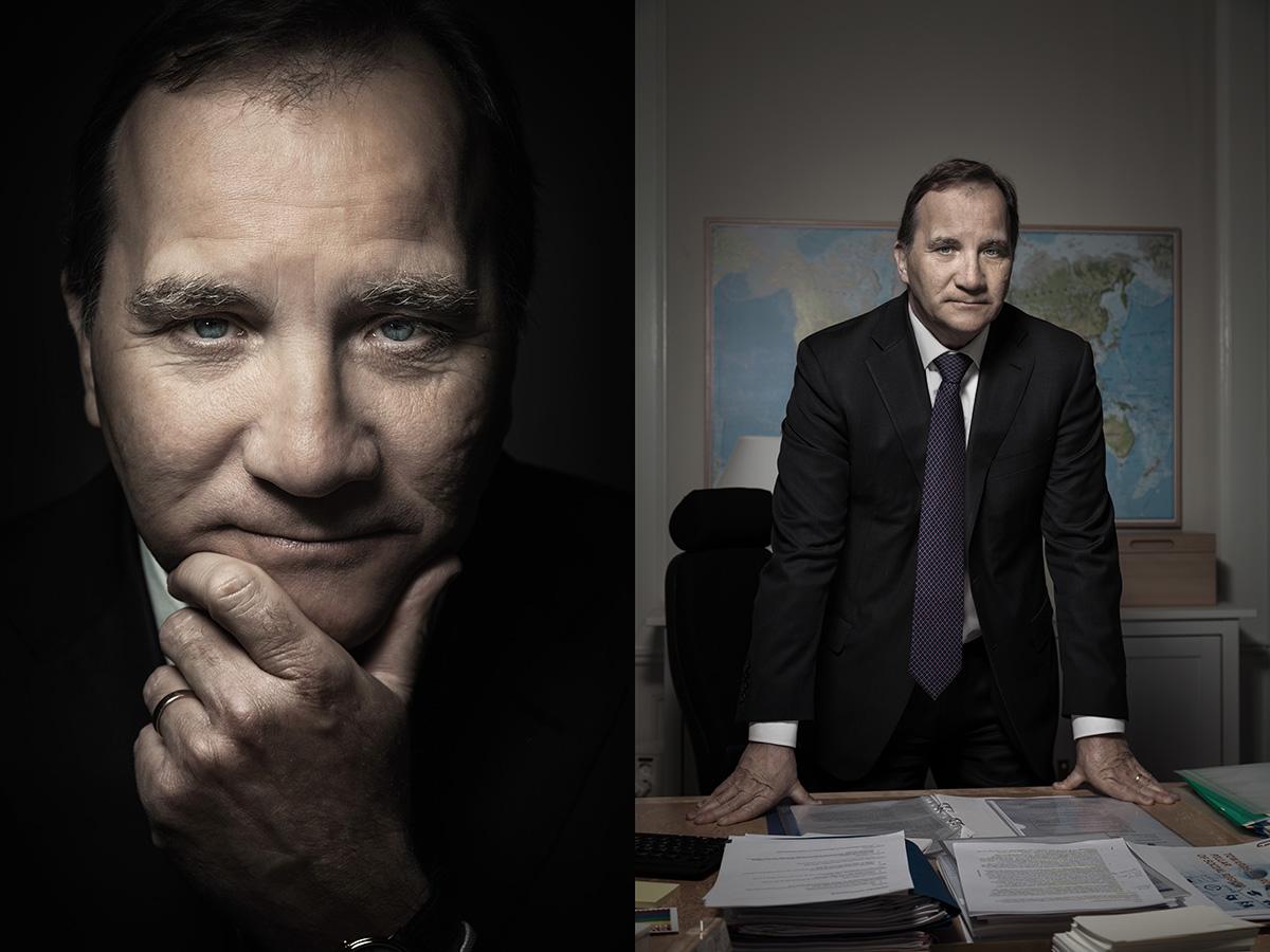 stefan lofen prime minister sweden