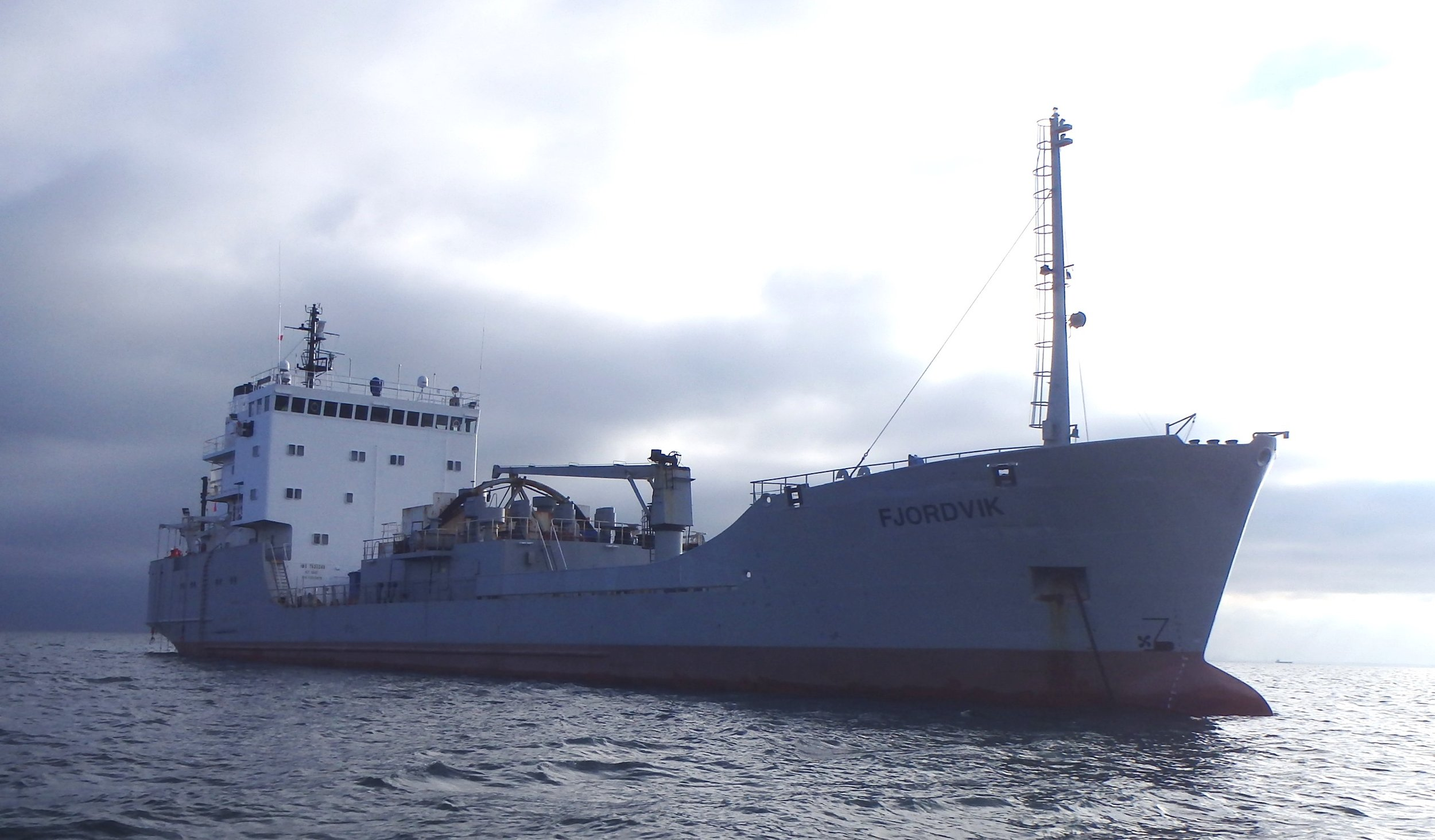 FJORDVIK at anchor - photo.jpg