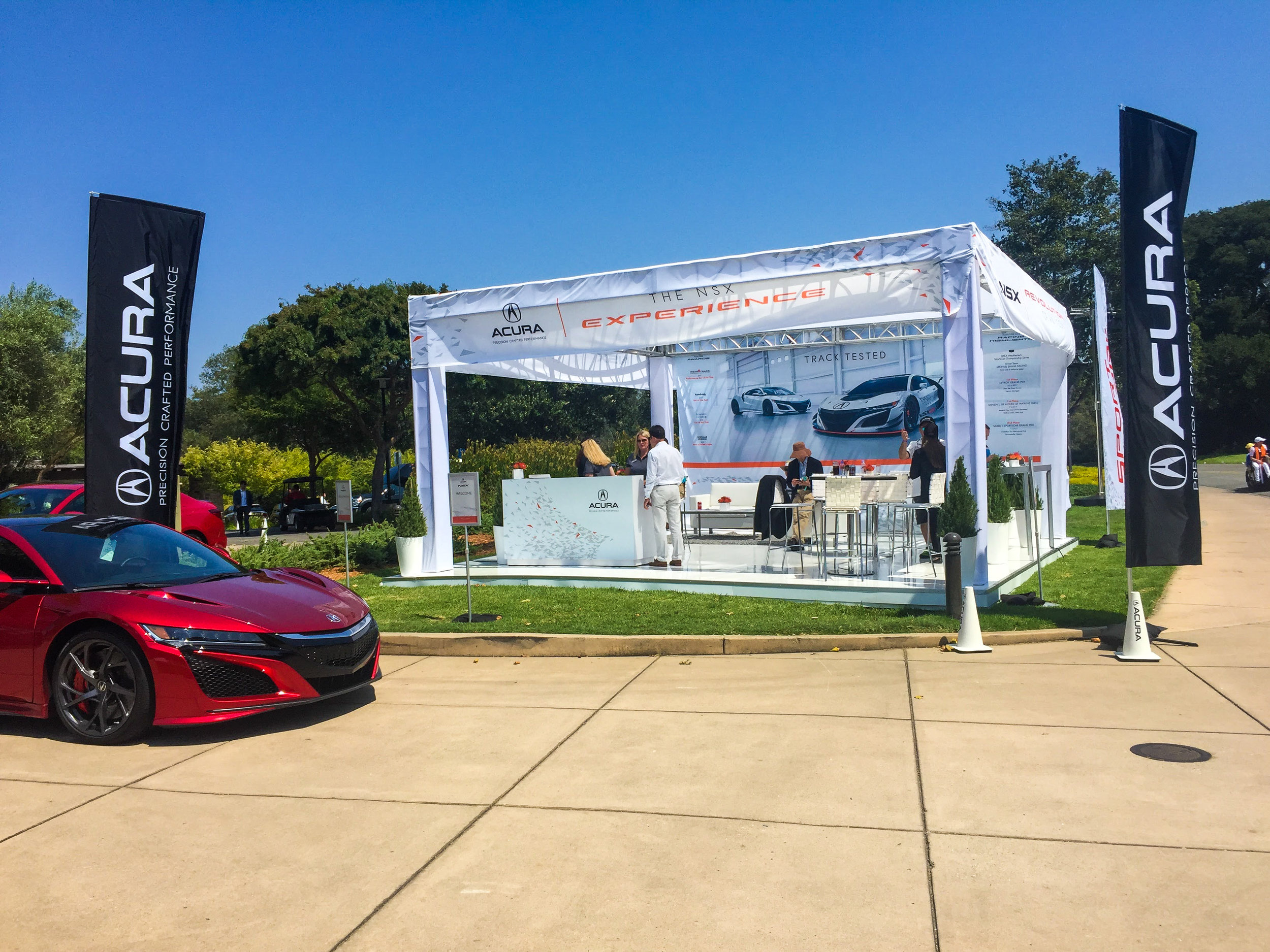 Apex Ride and Drive, Acura Monterey Car Week 2017