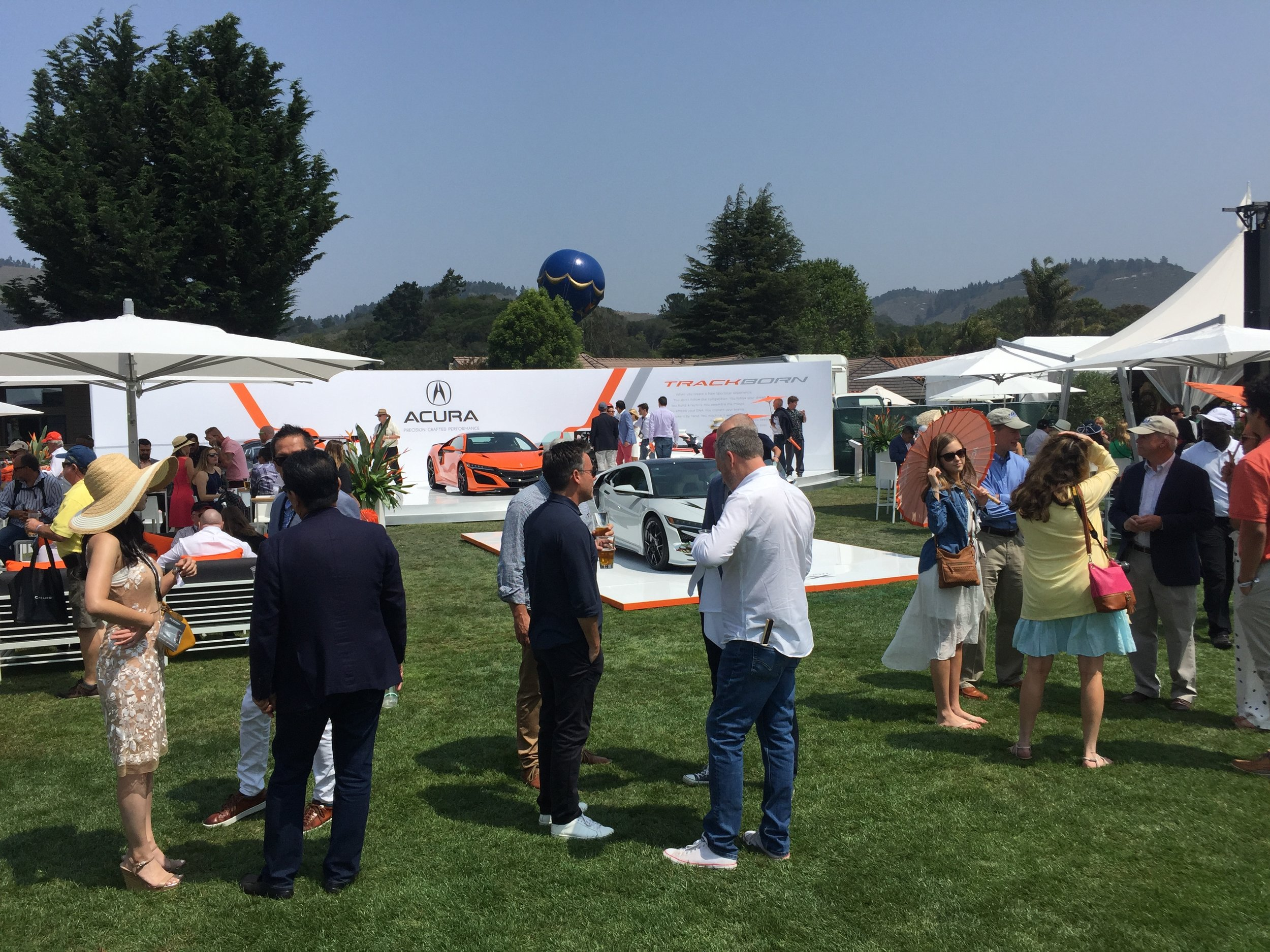 Quail, Public Day, Acura Monterey Car Week 2018
