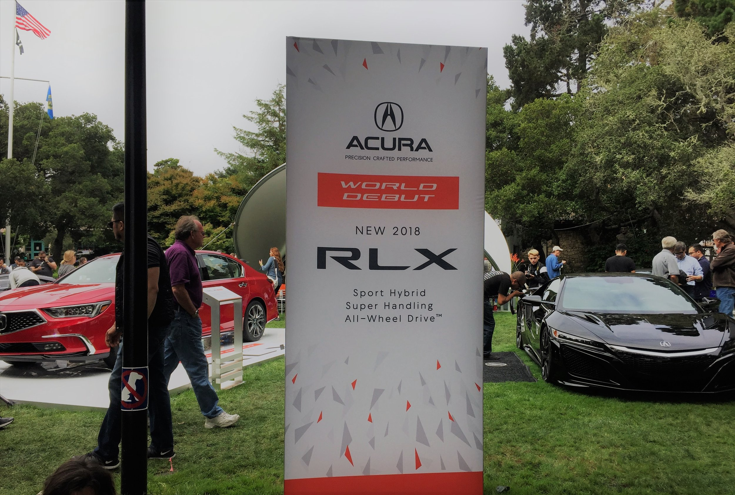 COTA, Public Day, Acura Monterey Car Week 2017
