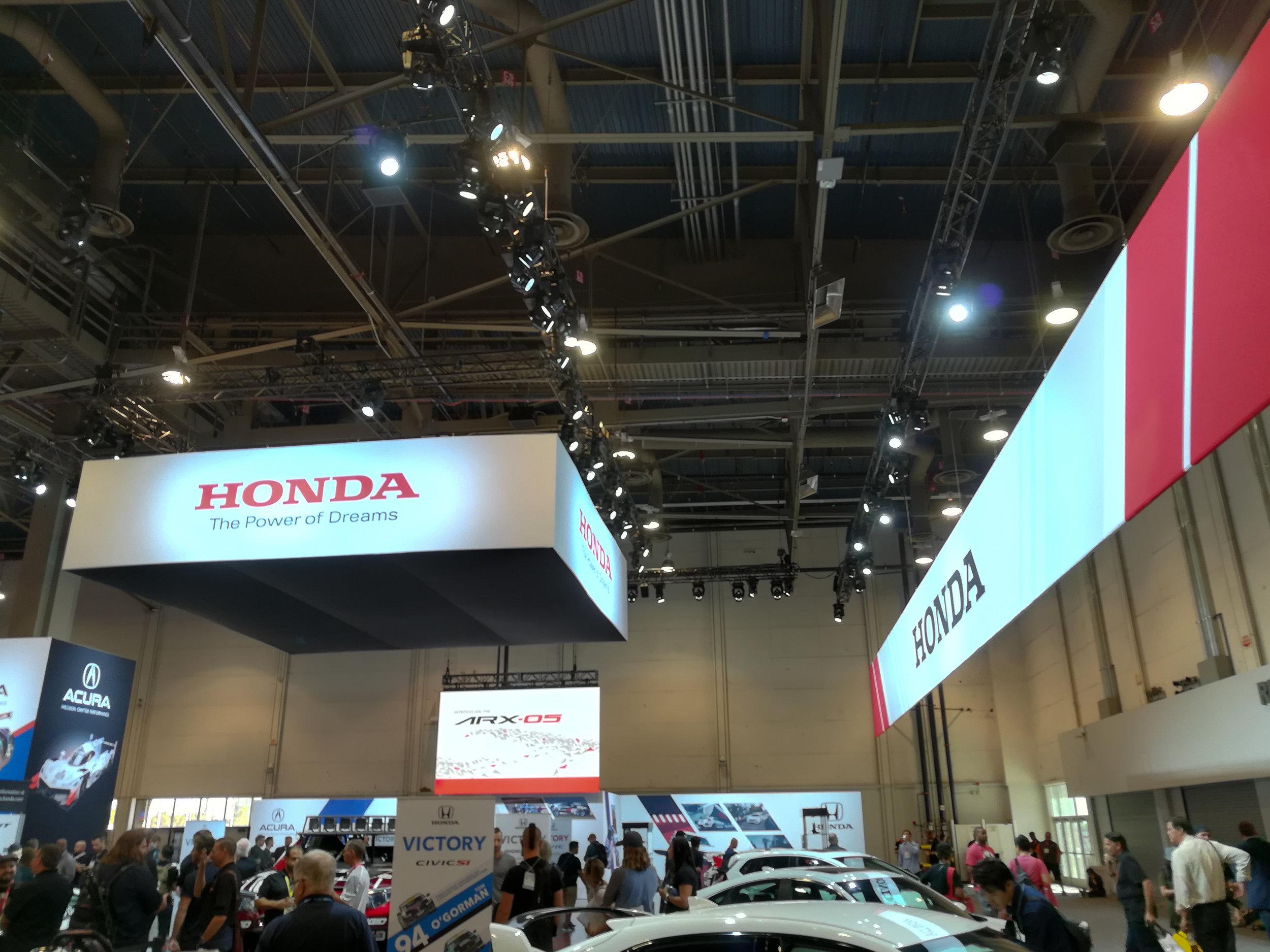 Overhead Focus, Honda+Acura & GPJ, 2017